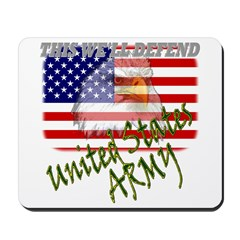 American Eagle US ARMY Mousepad