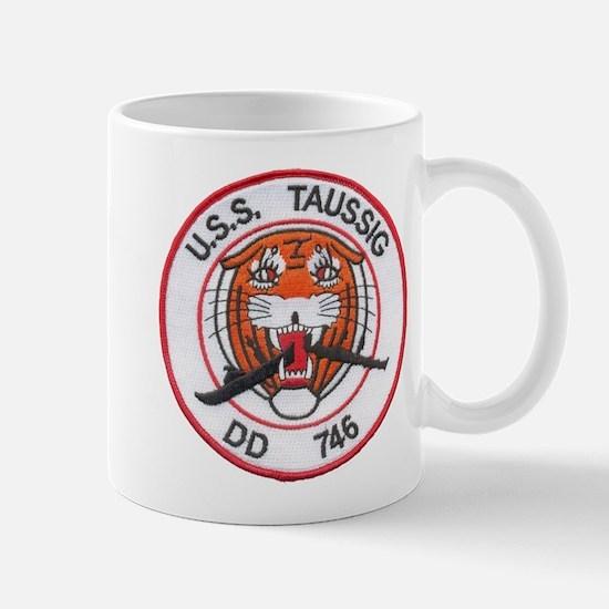 USS TAUSSIG Mug