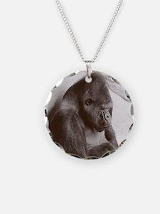 Big Ol Silverback Necklace