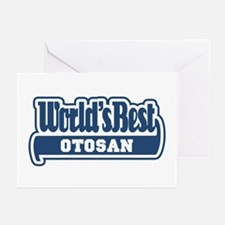WB Dad [Japanese] Greeting Cards (Pk of 10)