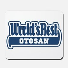 WB Dad [Japanese] Mousepad