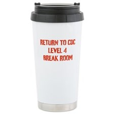Funny Level Travel Mug