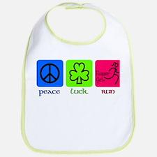 Peace Luck Run Bib
