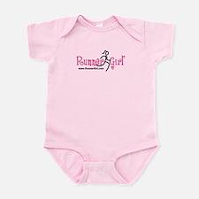 Runnergirl Infant - Pkbk Body Suit