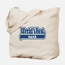 WB Dad [Italian] Tote Bag
