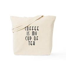 Funny Tea cups Tote Bag