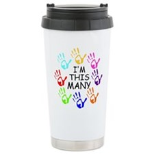 Cute 40th birthday Travel Mug