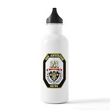 USS Antietam CG-54 Water Bottle