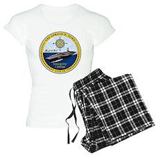USS Gerald R. Ford CVN-78 Pajamas