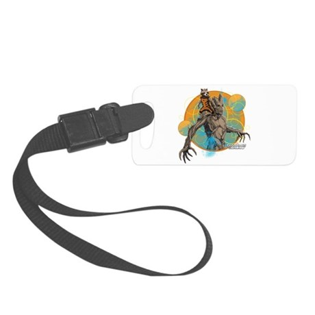 Guardians of the Galaxy: Groot a Small Luggage Tag