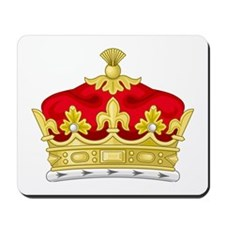 Crowned Mousepad