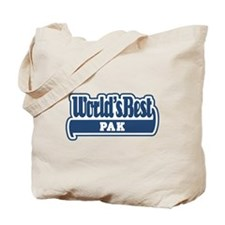 WB Dad [Indonesian] Tote Bag
