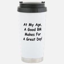 A Good BM Makes For A Great Day Travel Mug