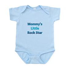 Mommys Little Rock Star Body Suit