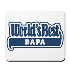 WB Dad [Indonesian] Mousepad