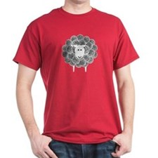 Yarny Sheep T-Shirt