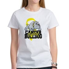 Bladder Cancer Bulldog Tee
