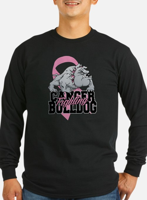 Breast Cancer Bulldog T