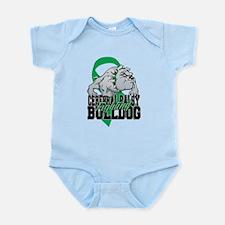 Cerebral Palsy Bulldog Infant Bodysuit