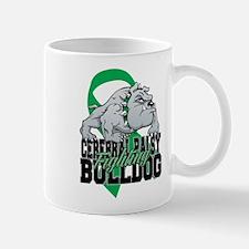 Cerebral Palsy Bulldog Small Small Mug