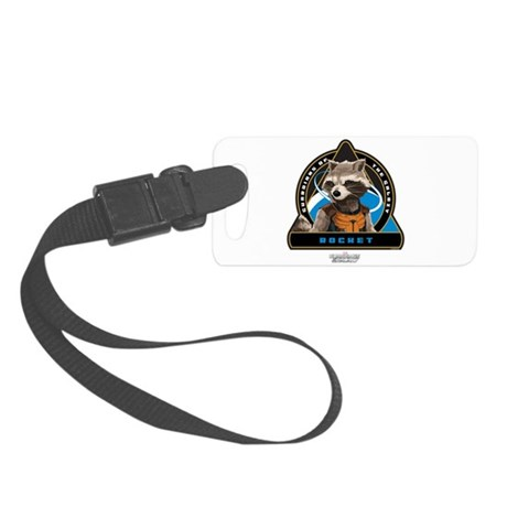 Guardians of the Galaxy: Rocket Small Luggage Tag