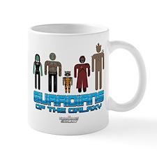 Guardians of the Galaxy Cast Mug