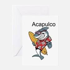 Acapulco, Mexico Greeting Cards