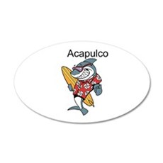 Acapulco, Mexico Wall Decal