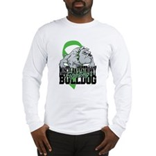 MD Fighting Bulldog Long Sleeve T-Shirt