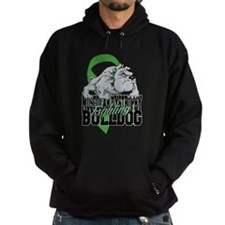 MD Fighting Bulldog Hoodie