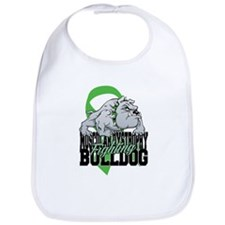 MD Fighting Bulldog Bib