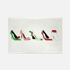 Christmas Shoes Magnets