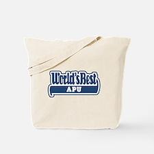 WB Dad [Hungarian] Tote Bag