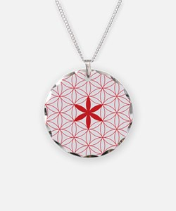 Sacred Geomtery - Flower of Life Necklace
