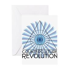 New 3rd Eye Shirt4 CCR Greeting Cards