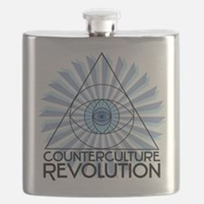 New 3rd Eye Shirt4 CCR Flask