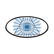 New 3rd Eye Shirt4 Patches