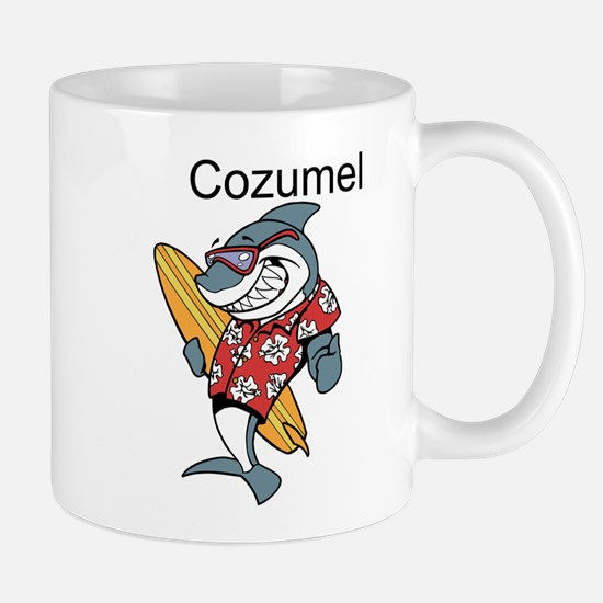 Cozumel, Mexico Mugs