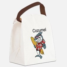 Cozumel, Mexico Canvas Lunch Bag