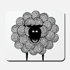 Yarny Sheep Mousepad
