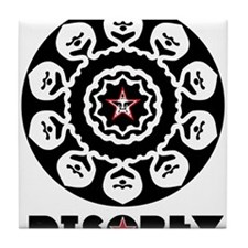 DISOBEY7 Tile Coaster
