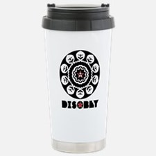 DISOBEY7 Travel Mug