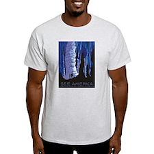 SeeAmericaCaverns T-Shirt