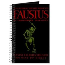 Federal Theatre Project's Faustus Journal