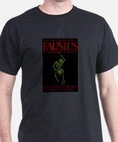 Federal Theatre Project's Faustus T-Shirt