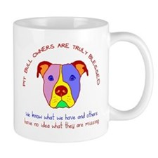 Pit Bull Owners Are Blessed Mugs