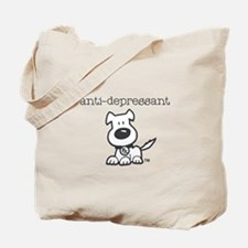Anti Depressant Tote Bag