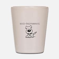 Anti Depressant Shot Glass