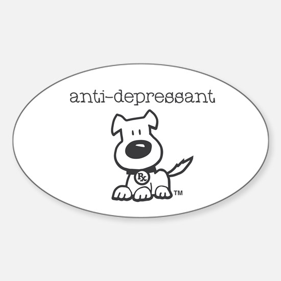 Anti Depressant Decal