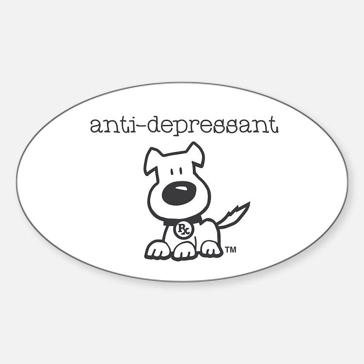 Anti Depressant Decal